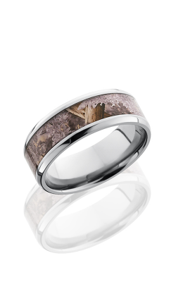 Lashbrook Camo Wedding Band 8B15 NS KINGSDESERT POLISH product image
