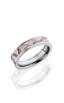 Lashbrook Camo Wedding band CAMO5F14-PINKRTAP POLISH product image