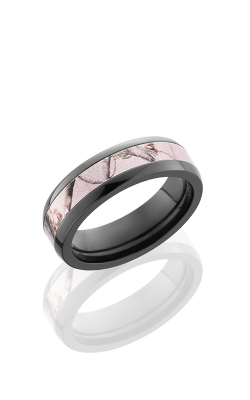 Lashbrook Camo Wedding Band ZCAMO6D13-PINKRTAP POLISH product image