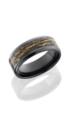 Lashbrook Camo Wedding Band Z8B14 NS MOCBL POLISH product image