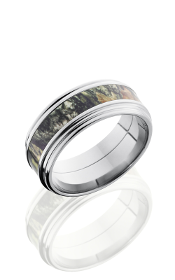 Lashbrook Camo Wedding Band CAMO9REF14-MOSSYOAK POLISH.75 product image