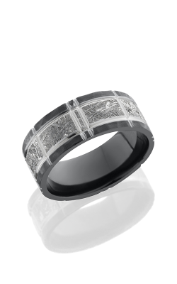 Lashbrook Meteorite Wedding Band Z8.5F15 METEORITE product image