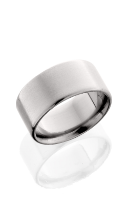 Lashbrook Titanium Wedding band 10FR Satin product image