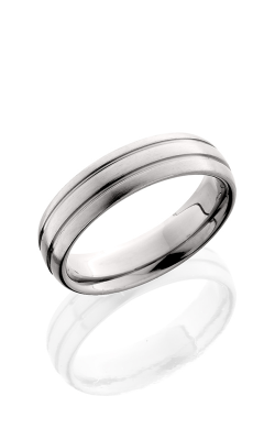 Lashbrook Titanium Wedding band 6D2.5 SATIN product image