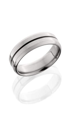 Lashbrook Titanium Wedding band 7B11A NS POLISH product image