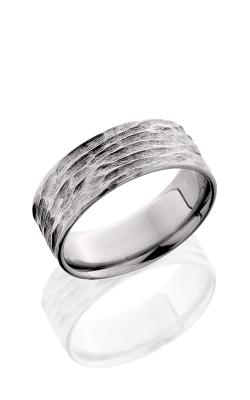 Lashbrook Titanium Wedding band 8F TBH product image