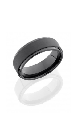 Lashbrook Tungsten Ceramic Wedding Band C08RC015-SAND product image