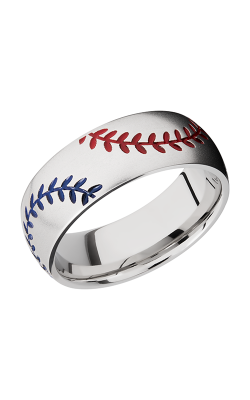Lashbrook Cerakote Wedding Band CC8DBASEBALL2A product image