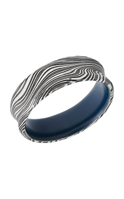 Lashbrook Cerakote Wedding Band D7CBMARBLE-SKYBLUEIN product image