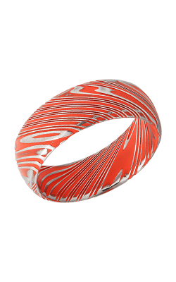 Lashbrook D8DWOODGRAIN Cerakote Wedding Band product image