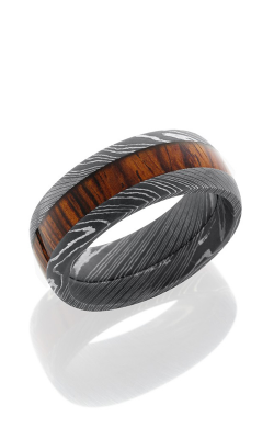Lashbrook Hardwood Collection Wedding Band D9D14/NATCOCO product image
