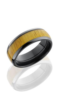 Lashbrook Hardwood Collection Wedding Band ZHW8D15/OSAGEORANGE product image