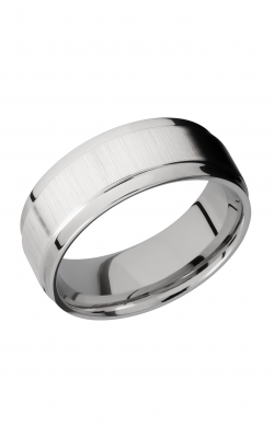 Lashbrook Precious Metals Wedding band 14KW8FGEW product image