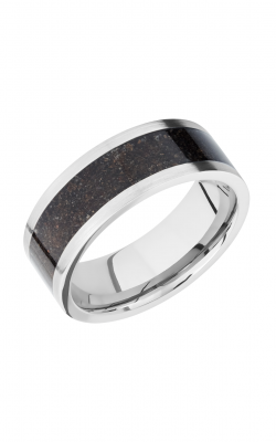 Lashbrook Mosaic Wedding Band 8F15_BLACKDINO product image