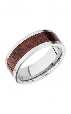 Lashbrook Mosaic Wedding band 8F15 REDDINO product image