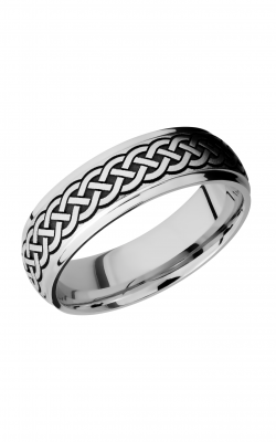 Lashbrook Titanium Wedding band 7DGE LCVCELTIC9 product image