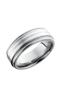 Lashbrook Titanium Wedding band 8REF2UMIL21 SS product image