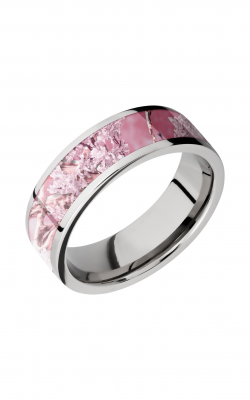 Lashbrook Camo Wedding band CC7F15 KINGSPINK product image