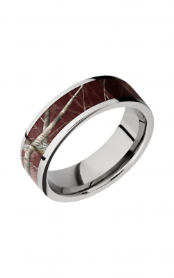 Lashbrook Camo Wedding Band CC7F15_RTAPMAROON product image