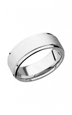 Lashbrook Cobalt Chrome Wedding band CC8FGE CROSS product image