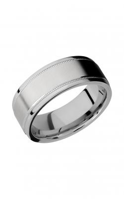 Lashbrook Cobalt Chrome Wedding band CC8FGEW2UMIL product image