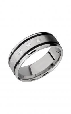 Lashbrook Cobalt Chrome Wedding band CC9B21W NS ADIA3X.05F product image