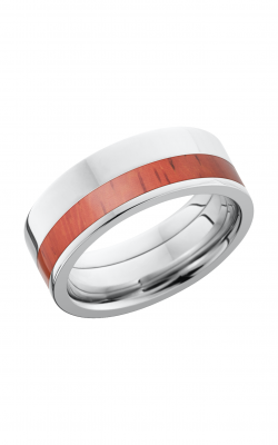Lashbrook Hardwood Collection Wedding band CCHW9F13OC PADAUK product image