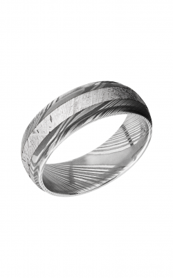 Lashbrook Meteorite Wedding band D7DGE13 METEORITE product image