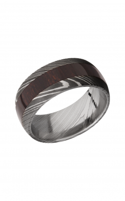 Lashbrook Hardwood Collection Wedding Band D9D14_WENGE product image