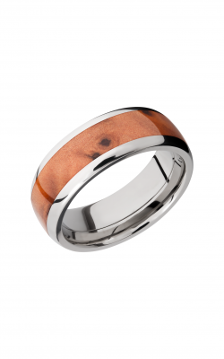 Lashbrook Hardwood Collection Wedding Band HW8D15_THUYABURL product image