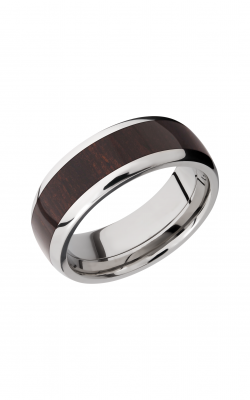 Lashbrook Hardwood Collection Wedding Band HW8D15_WENGE product image