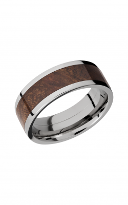 Lashbrook Hardwood Collection Wedding Band HW8F15_CANXANBURL product image