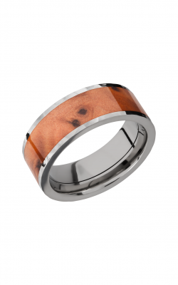 Lashbrook Hardwood Collection Wedding Band HW8F16_THUYABURL product image