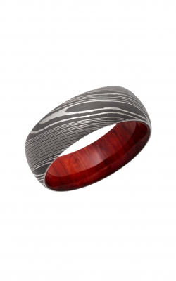 Lashbrook Hardwood Collection Wedding Band HWSLEEVED8D_PADAUK product image