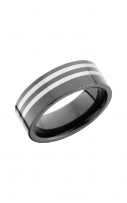Lashbrook Tungsten Ceramic Wedding Band TCR8389 product image