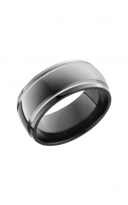 Lashbrook Zirconium Wedding Band Z10D_21W product image