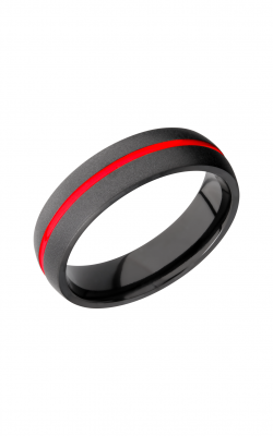 Lashbrook Zirconium Wedding Band Z6D11_A_USMCREDOUT product image