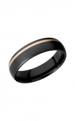 Lashbrook Zirconium Wedding Band Z6D11OC_14KY product image