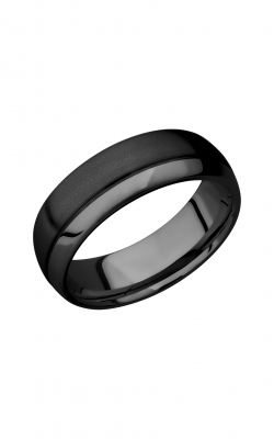 Lashbrook Zirconium Wedding Band Z7D1.5OC product image