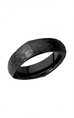 Lashbrook Zirconium Wedding band Z7DSQ product image