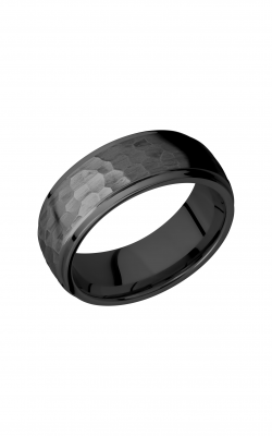 Lashbrook Zirconium Wedding Band Z8DGE product image