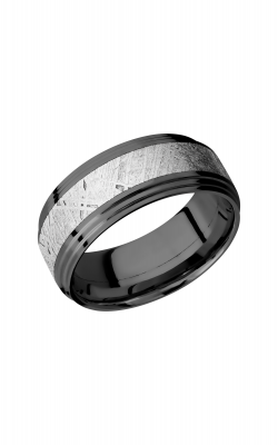 Lashbrook Meteorite Wedding band Z9F2S14 METEORITE product image