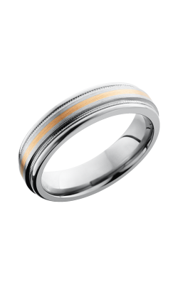 Lashbrook Titanium Wedding band 6REF2UMIL11 14KR product image