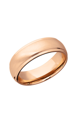 Lashbrook Precious Metals Wedding Band 14KR7DGE-P product image