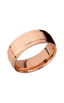 Lashbrook Precious Metals Wedding Band 14KR8FGEW-P product image