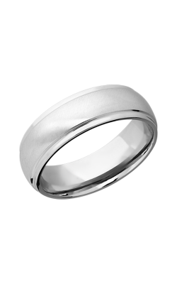 Lashbrook Precious Metals Wedding Band 14KW7DGE-P product image