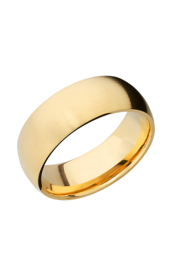 Lashbrook Precious Metals Wedding Band 14KY8D-P product image