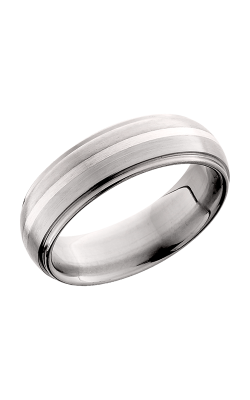 Lashbrook Titanium Wedding band 7DGE11 SS product image
