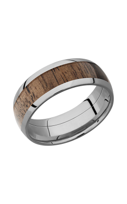 Lashbrook Hardwood Collection Wedding band HW8D15 WALNUT product image