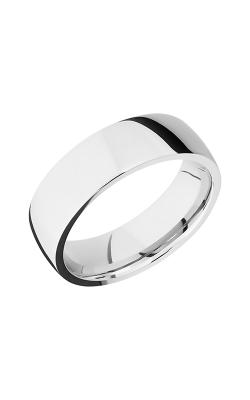 Lashbrook Cobalt Chrome Wedding band CC7LD-L product image